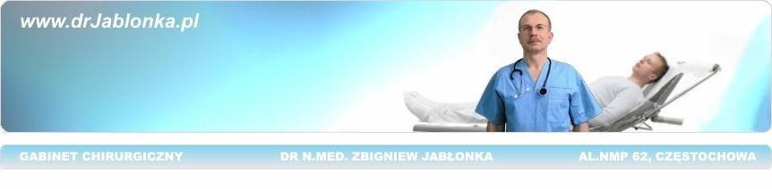 dr n.med. Zbigniew Jabłonka - gabinet chirurgiczny